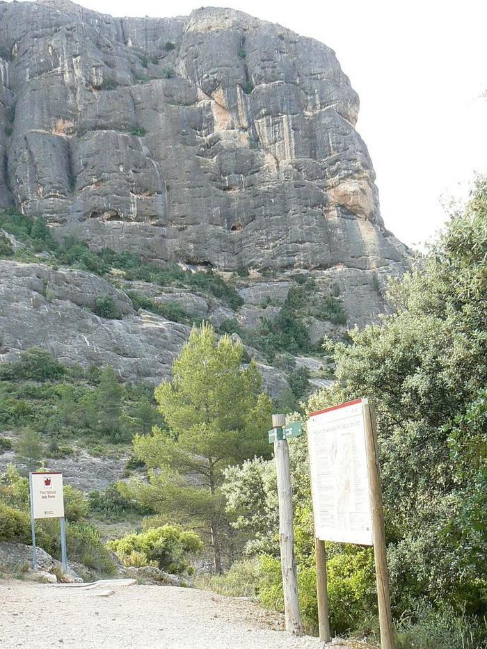Foto de  Els Estrets d'Arnes ( Els Ports)