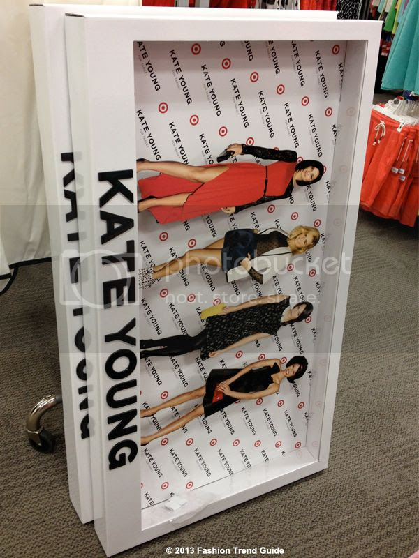 Kate Young for Target visuals, signage