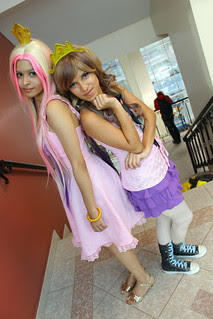 Princess Cadance and Princess Skyla -Photoshoot