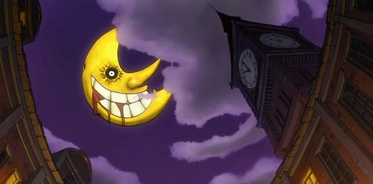 Soul Eater Wallpaper Moon