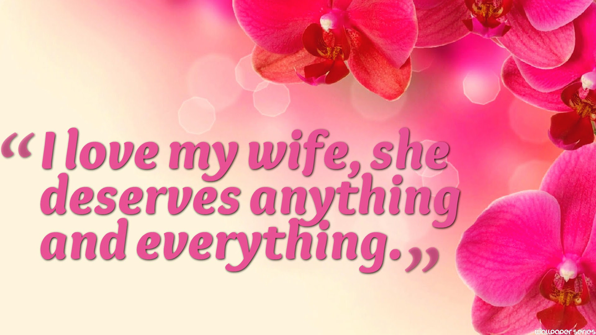 I Love My Wife Quotes Wallpaper 10673 Baltana