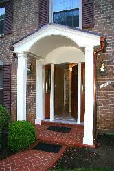 Russel House Portico Pictures and Photos