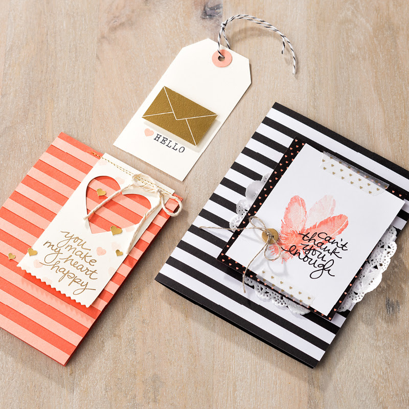 Lovely Amazing You Photopolymer Stamp Set by Stampin' Up!