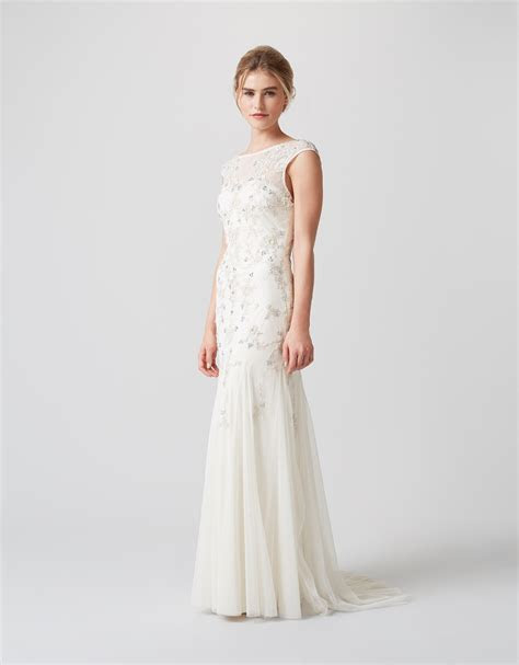 This ?285 gown is one of the best high street wedding