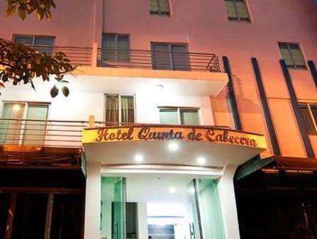 Hotel Quinta de Cabecera Reviews