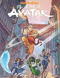 Avatar The Last Airbender Comics Imbalance Online