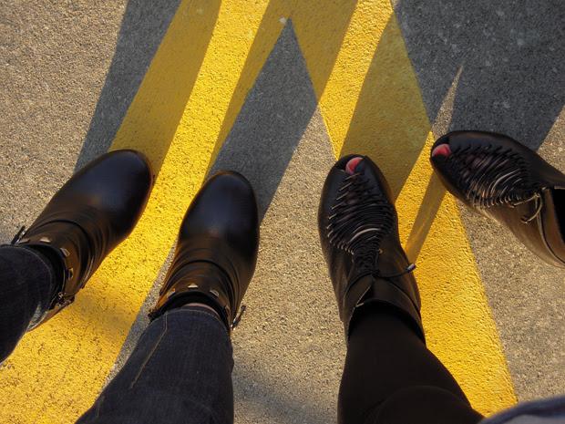 shoeshadows