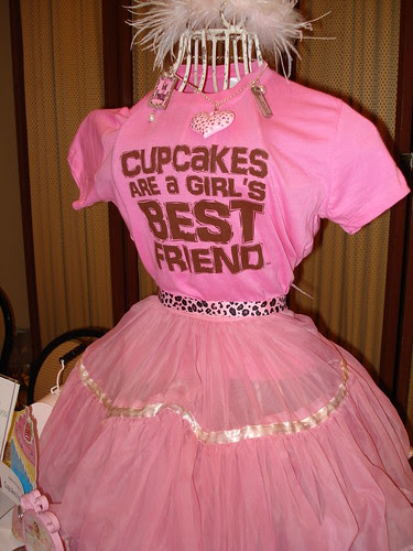 Cupcakes are a girl's best friend by santa barbarian