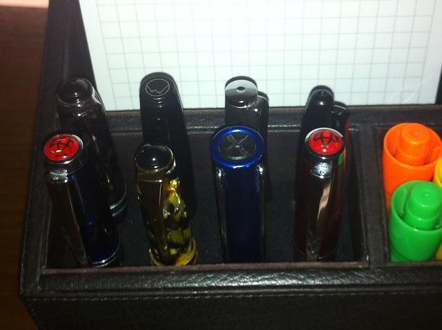I love how it keeps my pens safe
