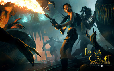 Lara Croft and the Guardian of Light Wallpaper #3