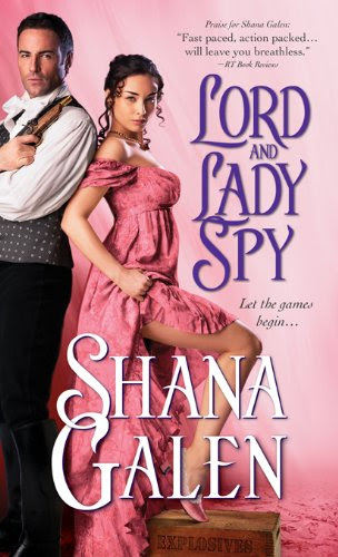 Lord and Lady Spy by Shana Galen