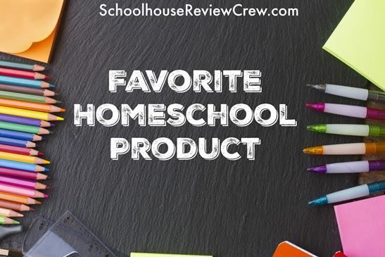 Favorite Homeschool Product