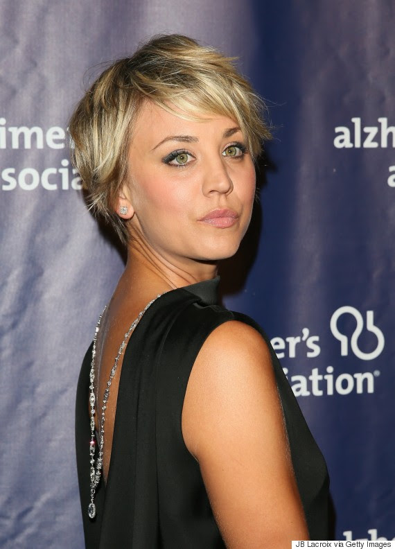 Download Kaley Cuoco Short Hair Pictures