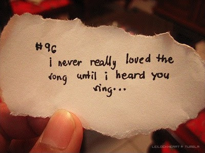 Love Song Quotes Love Song Sayings Love Song Picture Quotes