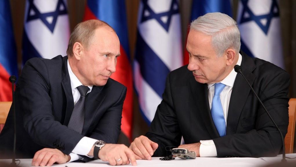Ρωσία-Ισραήλ: Εξαιρετικό ενδιαφέρον η διπλωματική στάση του Βλ. Πούτιν