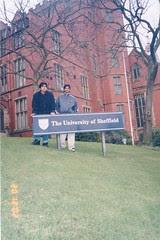 University OF Sheffield, Sheffield, UK