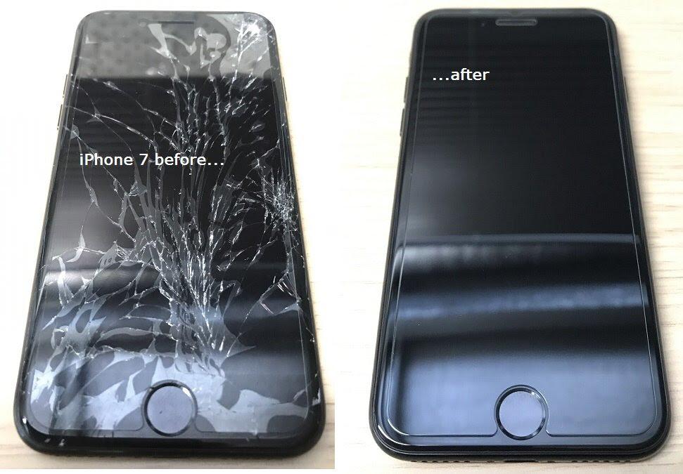 Phone Repair in minutes. iPhone, Samsung, LG, and more!
