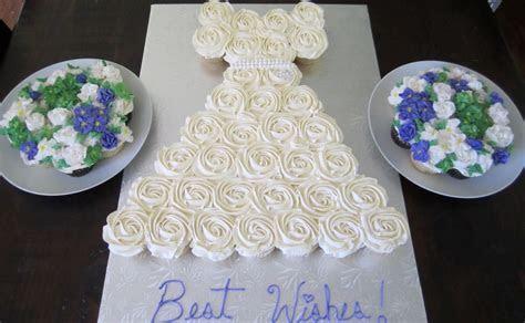 Cakes Or Something Like That: Bridal Shower Cupcake