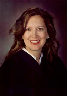 Judge Kimberly A. Moore, U.S. Court of Appeals for the Federal Circuit