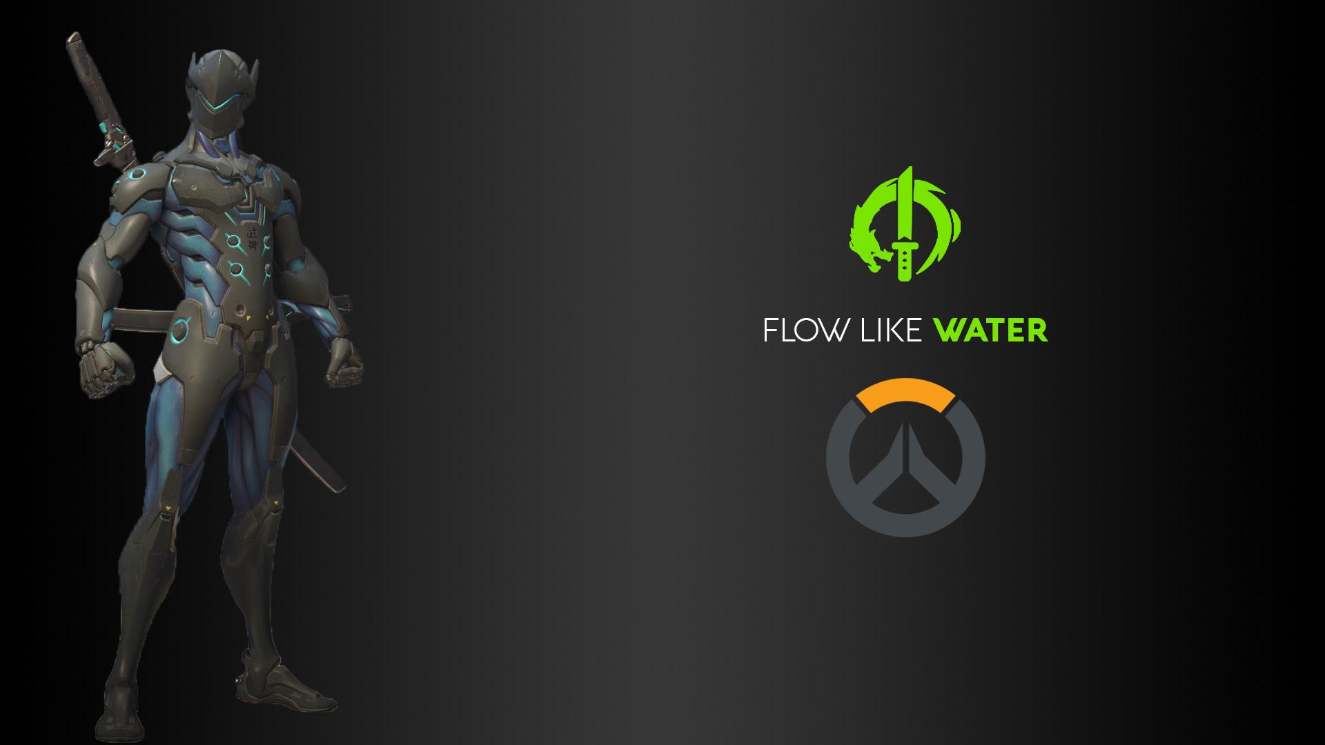Overwatch Symbol Wallpaper