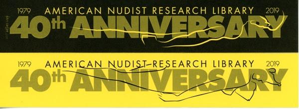 Resultado de imagen para american Nudist Research Library