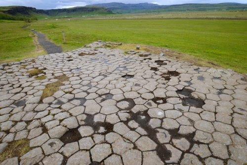 14 Потрясающих базальтовых образований