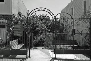 Sunnyside Conservatory - Joost entrance