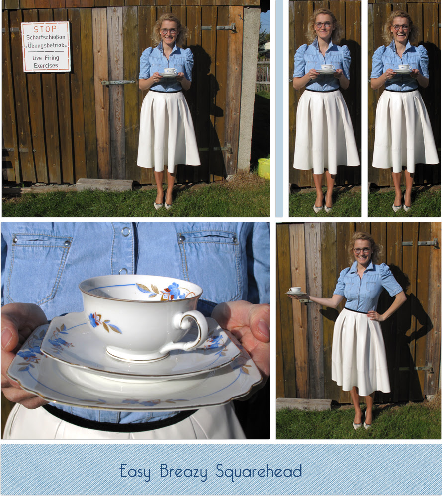 Teacups Themed Week