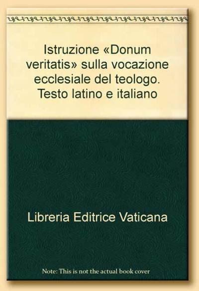 donum_veritatis