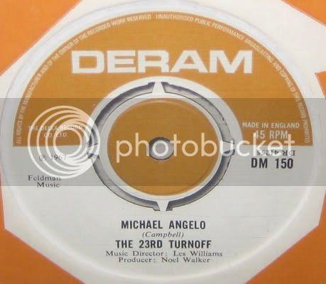23rd Turnoff - Michael Angelo
