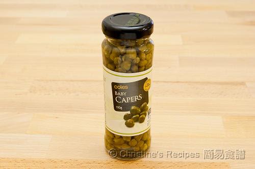 醃漬花蕾 Capers