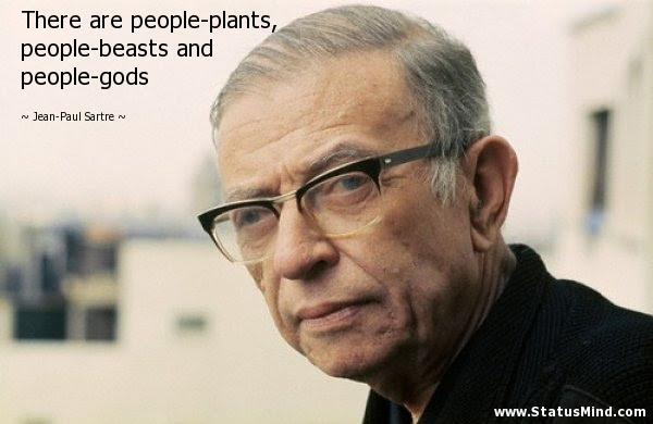 Jean Paul Sartre Quotes At Statusmindcom
