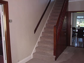 Property Decorating Hall, landing and stairs portfolio