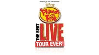 Disney's Phineas and Ferb: The Best LIVE Tour Ever! pre-sale code for show tickets in Vancouver, BC (Pacific Coliseum)