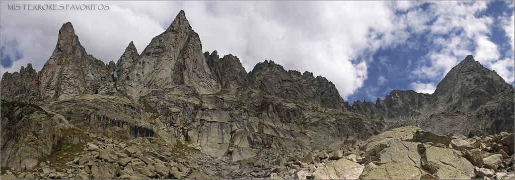 Picos de Espade y Neouvielle