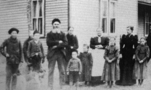Joseph Chowen and family