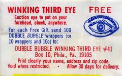 Winking Third Eye