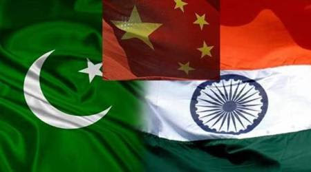 China hopes India, Pakistan can peacefully resolve their disputes