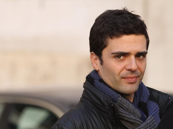 Eddy Testa, 38 anni, compagno di Nichi Vendola (Di VIta)