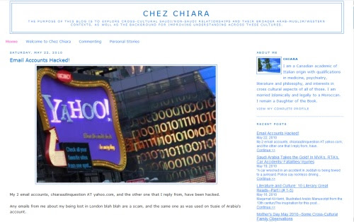 Chez Chiara