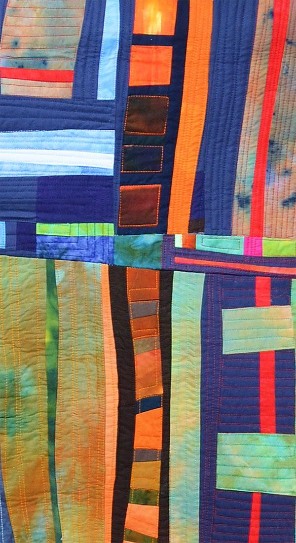Kit Vincent of Elizabethtown, Ontario, Canada   Weekly Artist Fibre Interviews   Fibre Art   International   Canadian   World of Threads Fes...