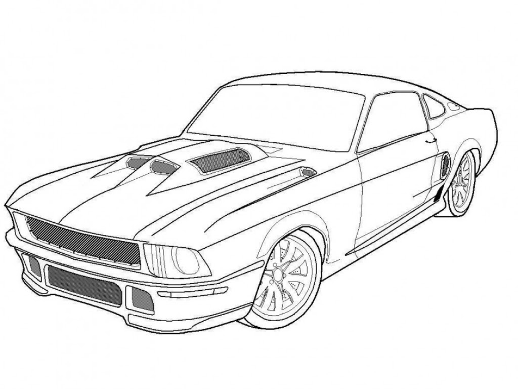 Super Car Chevrolet Camaro Coloring Page Cool Car Printable Free Coloring And Drawing