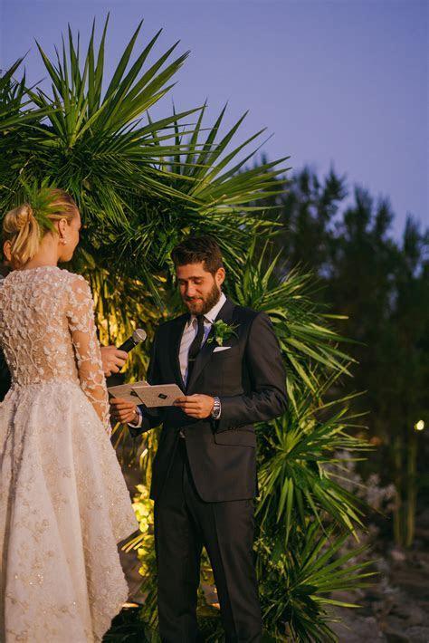Our Wedding Ceremony   Whitney Port