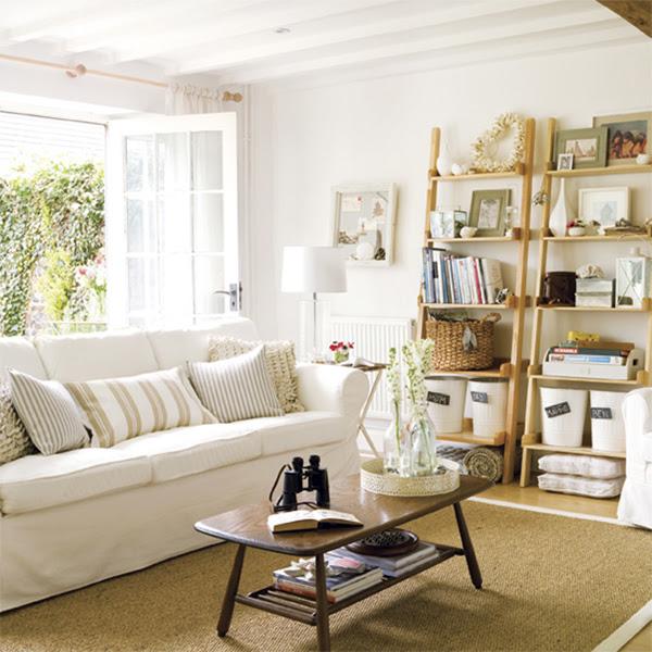 Cottage style interior design   InteriorHolic.com