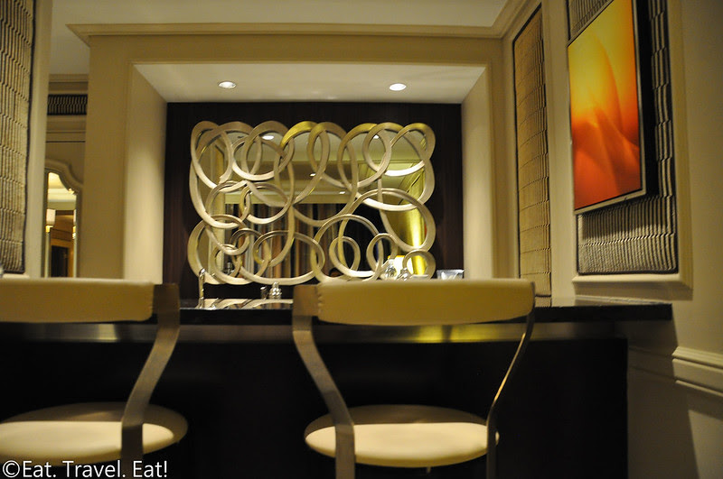 Las Vegas Penthouse Hotel Room