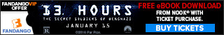Free Ebook Download of 13 Hours: The Secret Soldiers of Benghazi with Movie Tickets