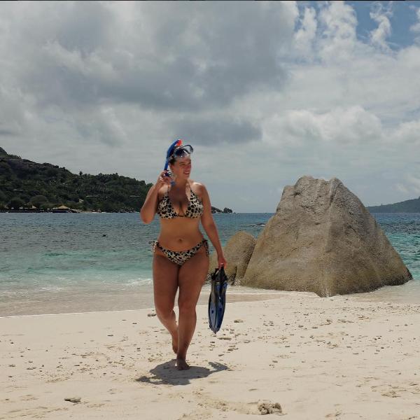 Ashley Graham  (Foto: Reprodução/Instagram)