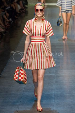 Dolce & Gabbana spring summer 2013