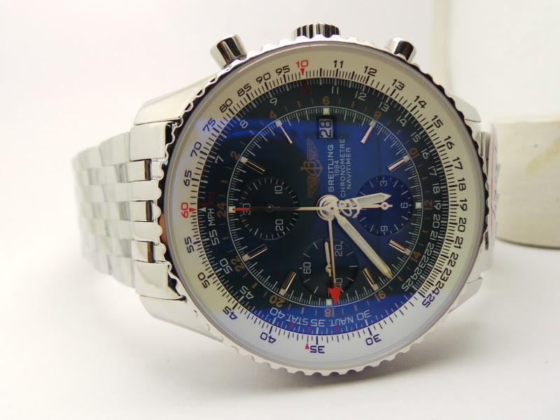 Replica Breitling Navitimer Steel Watch