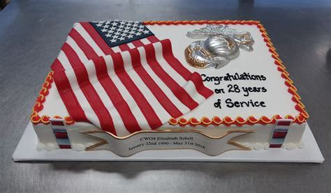 Military Cakes   American Dream Cakes American Dream Cakes